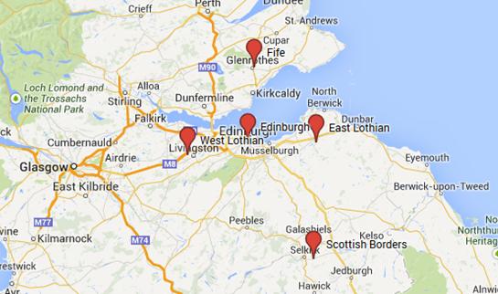 Locksmith Edinburgh, Lothian and Borders
